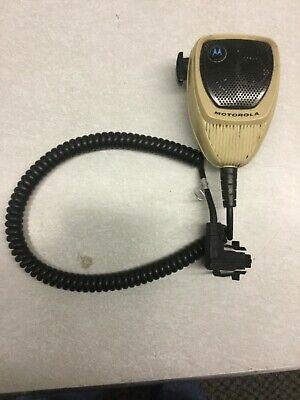 Motorola Maratrac Microphone Hmn1061a Radio Ham