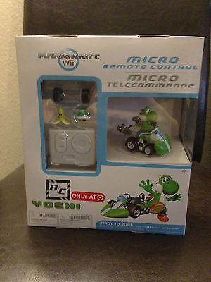 Mario Kart WII Remote Control Yoshi