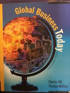 Global business today textbook