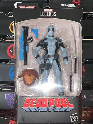 Marvel Legends X-Force Deadpool Sasquatch Wave