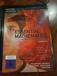 Essential Mathematics yr9 Australia