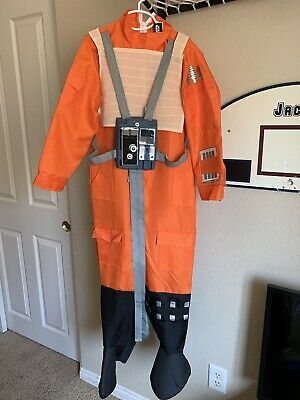 Luke Skywalker Halloween Costume Child (Star Wars X-Wing Luke Skywalker Halloween Costume Child Youth)