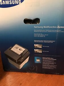 Samsung multifunction xpress printer