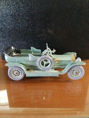Lesney Matchbox Models Of Yesteryear No. Y-15, 1907 Rolls Royce