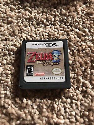 The Legend of Zelda: Phantom Hourglass (Nintendo DS, 2007) NTSC-U/C