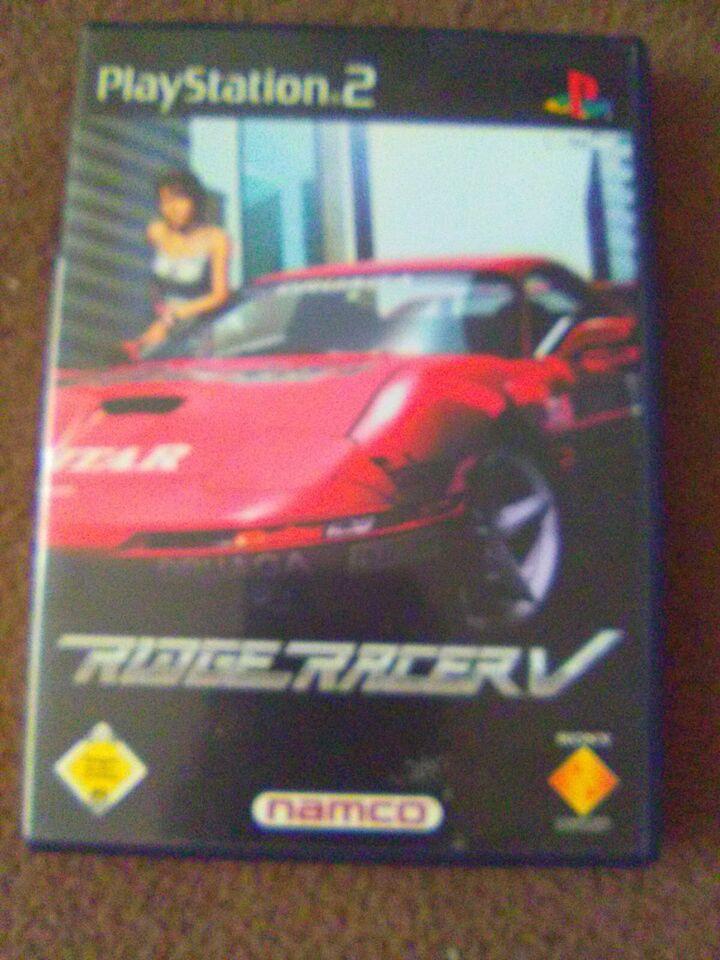 """PS 2 Spiel """" Ridge Racer V """" in Berlin - Reinickendorf"""