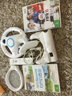 Super sports Wii pack