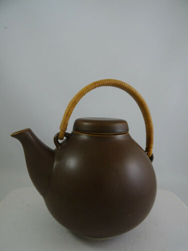 Vintage Arabia Ulla Procope Large Pottery Teapot Finland