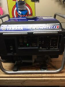 2010 Yamaha EF2800i Inverter Generator - Accepting trade offers!