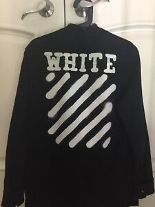 Off white Jacket For sale