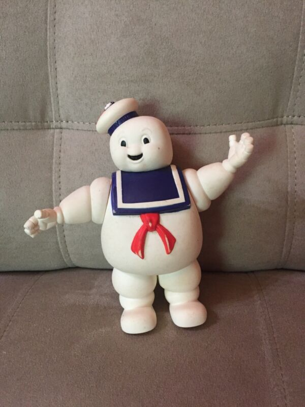 Vintage Ghostbusters Stay Puft Marshmallow Man Figure 1984