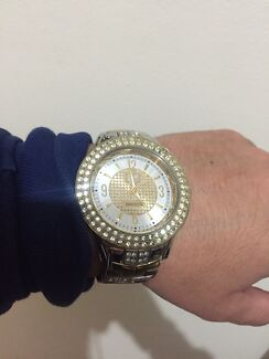 Marc ecko king two tone watch  Milperra Bankstown Area Preview