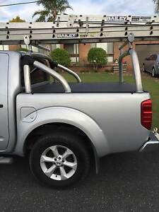 Nissan Navara ST-X Tub and accessories Taree Greater Taree Area Preview