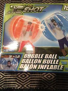 2 pack bubble soccer collision balls