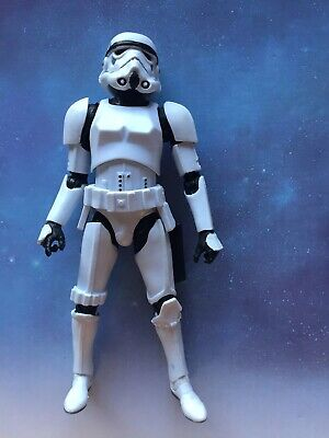 "Star Wars Black Series 6"" action Figure: Imperial Stormtrooper (loose: no guns)"