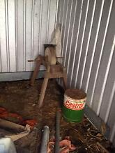Grinding wheel antique Buff Point Wyong Area Preview