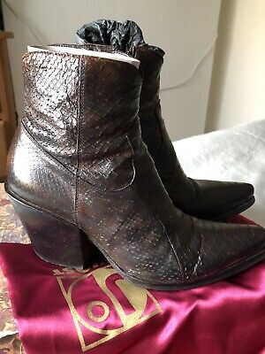 Free People Jo Ghost Boots UK 5