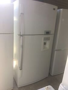 LG 560ltr Fridge no plumbing needed with 2 months warranty Forest Glen Maroochydore Area Preview