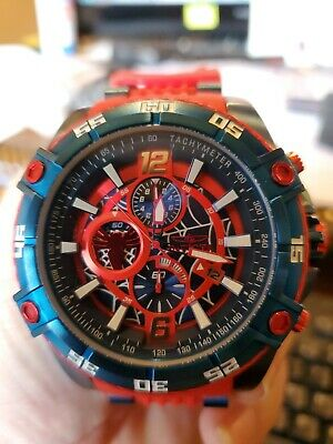 Invicta Marvel Limited Edition Spider-Man Model 26768 with Limited Edition Case