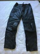 Motorcycle Pants LEATHER Rjay Clarkson Wanneroo Area Preview