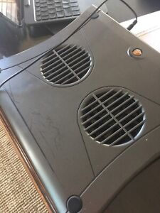 Computer fan to put under computer/laptop to from getting hot