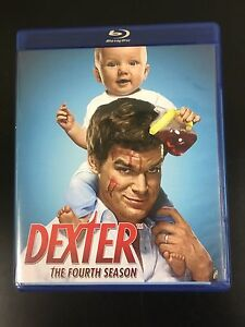 Fourth season of Dexter in Blu-ray