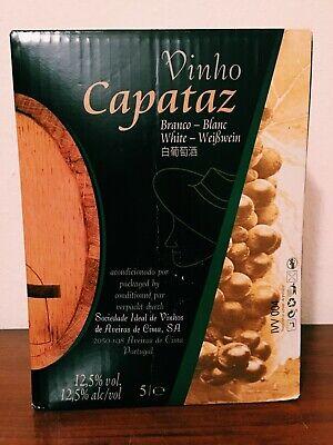 Capataz Vinho Branco trocken Portugal Bag in Box Weiß Wein BiB 5L Liter