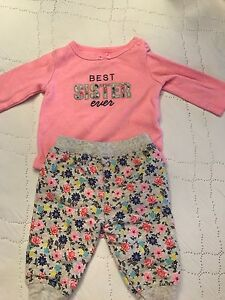 Baby Girl 3 month outfits