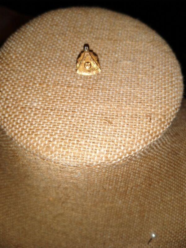 10K Gold Vintage  Mason