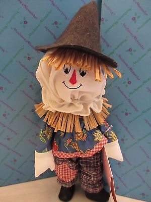"Madame Alexander 8"" SCARECROW 1993  Wizard of Oz Storyland 2 faces  #430 (515T^)"