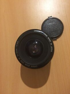 Wanted: Canon EF Zoom Lens 35-80mm 1:4-5.6