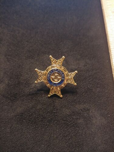 D.C. Chief of Police Pin