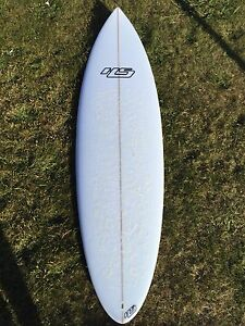 HS Surfboard Shred Sled King - like new Burnie Burnie Area Preview