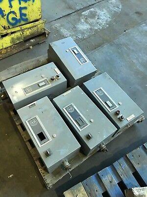 Allen Bradley Size 3 Magnetic Motor Starters