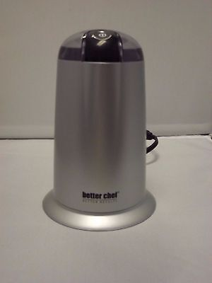 CLOSEOUT SALE BETTER CHEF Coffee Grinder Plus 140 Watt Best Chose