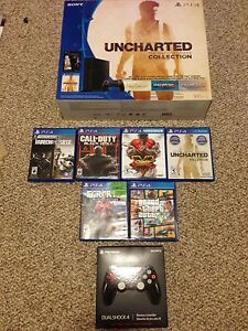 Play station 4 package