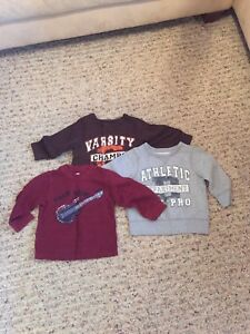 Boys sweaters   24mths