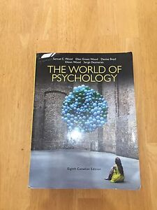 The Word of Psychology. Intro to psychology textbook.