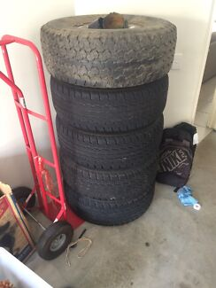 4x4 tyres  Coomera Gold Coast North Preview
