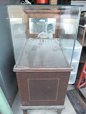 Sheaffer's Sheaffer Fountain Pen Store Display Case 50s 60s 3 x 2 x 2 Vintage