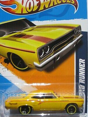2012 Hot Wheels Muscle Mania-Mopar '12 Plymouth '70 Road Runner WALMART BANNER](Walmart Banners)