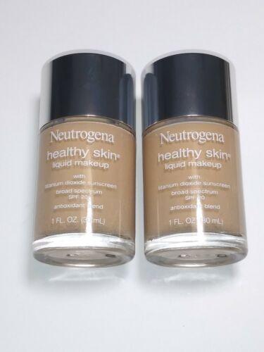 2 pack Neutrogena Shine Control Liquid Makeup Broad Spectrum