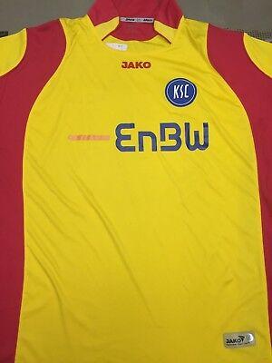 2007 2008 Karlsruher Football Soccer Shirt Jersey 2XL Stindl Kennedy Gorlitz Era image