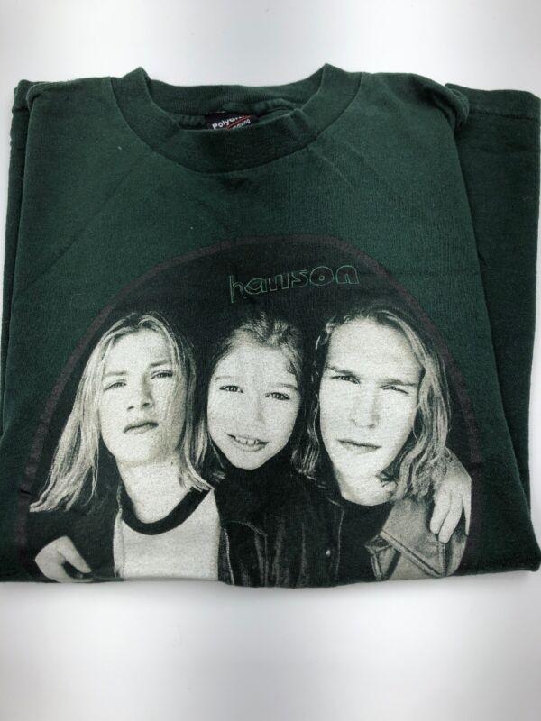 vintage hanson shirt L