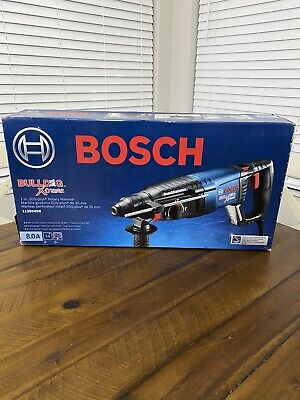 Bosch 11255vsr 7.5-amp 1 Sds-plus Bulldog Xtreme Corded Rotary Hammer Drill New