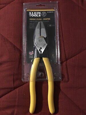 Klien Tools Crimping Pliers