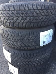 4winter tires like brand new Yokohama+rims 195/65R15