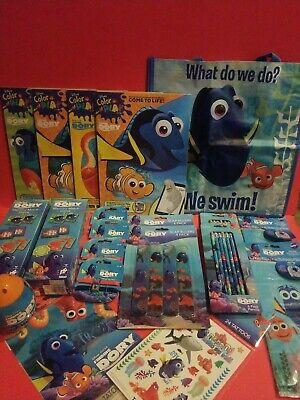 Nemo Birthday Decorations (Disney Finding Dory Nemo Birthday Party Supplies NEW *20pc* PARTY)