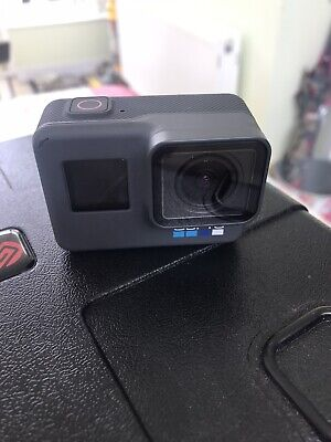GoPro Hero 6 black 4K HD WiFi 2in. Action Camera loads of extras and case