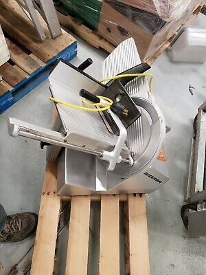 Bizerba Se-12d Commercial Automatic Manual Meat Cheese Slicer